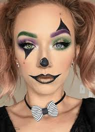 Com morphe x james charles artistry palette 39. 13 Easy Halloween Makeup Ideas To Try An Unblurred Lady