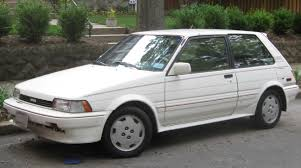 Toyota - Corolla V (E80) - 1.6 (AE82) (84 Hp)