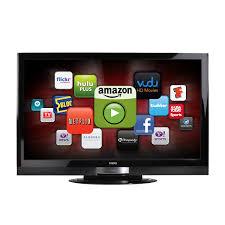 vizio tv costco. amazon.com: vizio xvt323sv 32-inch full hd 1080p led lcd hdtv with via internet application, black (old version): electronics vizio tv costco