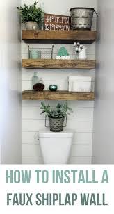 (via home design & decor magazine) 14. 41 Diy Frugal Farmhouse Decor Projects And Tutorials Organizational Toast