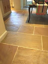 Slate Kitchen Flooring Slate Posts Stone Cleaning And Polishing Tips For Slate Floors
