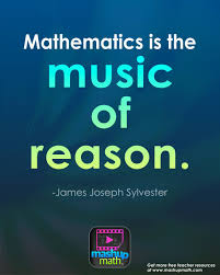 17 Groovy Math Quotes To Post In Your Classroom Poster Chart
