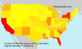 Buffett - Names Encyclopedia