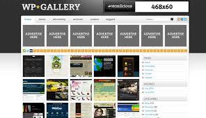 Wordpress Photo Gallery Theme Wp Gallery Storelicious Wordpress Template Themelock Com