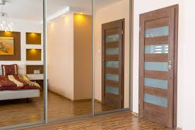 How To Cover Mirrored Closet Doors Door Sliding Wardrobe Doors White