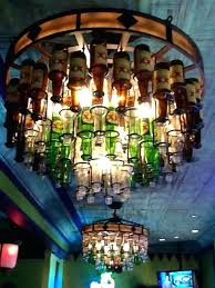 chandeliers mexican star chandelier chandeliers and beer bottle chandelier at on the border in star
