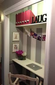 office in a closet ideas. Closet: Home Office Closet Best Organize Images On Convert Second In A Ideas