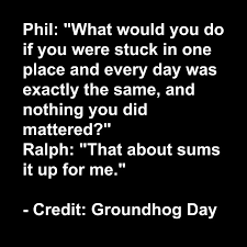 "Share: Our favorite Groundhog Day quotes | ""Groundhog Day ..."