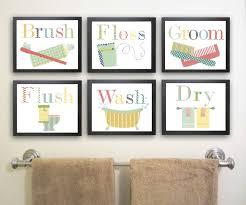 Kids Wall Art Ideas Bathroom Art Ideas Modern Farmhouse Bathroom Makeover Revealbest