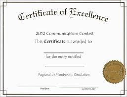 Free Printable Editable Certificates Blank Gift Certificate