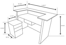 enchanting decorating desk dimensions standard 52 decorating desk dimensions standard standard desk dimensions australia
