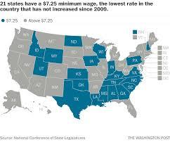 Arkansas Child Support Chart 2018 Arkansas And Missouri Just Approved Big Minimum Wage