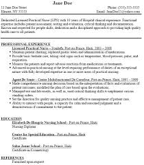 Cover Letter For Lpn Resume Fascinating Lpn Nursing Resume Examples Lechebnizavedenia
