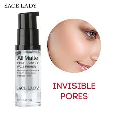 sace lady face primer makeup base 6 ml oil control matte make up poseless cosmetic