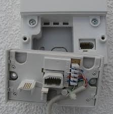 ordering and installation of broadband thinkbroadband openreach nte5 master socket