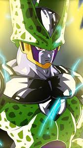 Perfect Cell Dragon Ball Z Iphone ...