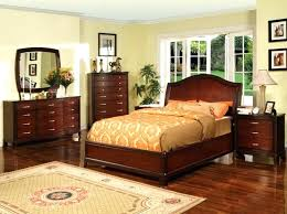 dark cherry wood bedroom furniture sets. Cherry Wood Bedroom Set Dark Furniture Modest Design Easy Update Sets