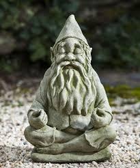 garden gnome statues. Beautiful Garden Campania International Big Fred Totally Zen Gnome Statue The Garden Gates Intended Statues G