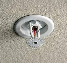 home fire sprinkler system design homesfeed fire sprinkler head installed on ceiling