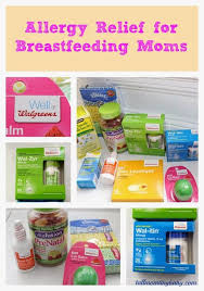 Wal Itin Dosage Chart Allergy Relief For Breastfeeding Moms Safe Tips For