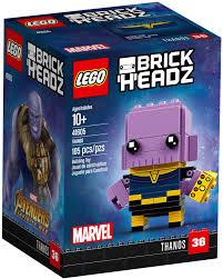 Đồ Chơi LEGO Super Heroes 41605 - Thanos (LEGO 41605 Thanos)