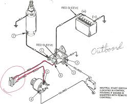 Unusual 1987 evinrude ignition switch wiring diagram images the