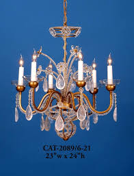6 light crystal chandelier awesome chandeliers graham s lighting