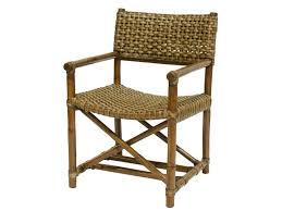 palecek dining chairs. palecek accent chairs by 7751-74 woven rattan side chair dining