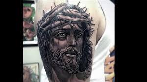 тату иисус христос 100 татуировок с изображением иисуса христа