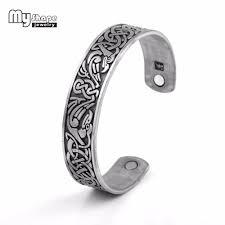 <b>my shape magnetic bracelet</b> health woman power Vintage Cuff ...