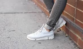 Sneak Attack To Be Bright The Clarks Shoes Trigenic Flex in off.