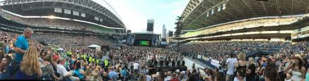 Centurylink Field Section 119 Row J Seat 12 Kenny