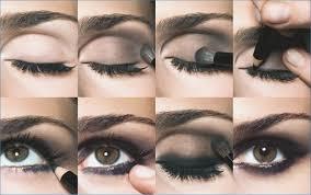 ideas of smokey eye makeup how do you apply smokey eye makeup