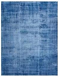 vintage overdyed rug turquoise rug blue over dyed vintage rug 8 7 x 2 ft cm vintage overdyed rug