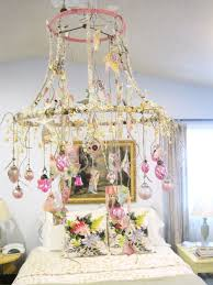 everlasting blooms diy paper chandelier