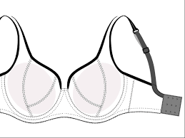 Bra Patterns Inspiration Buy Bra Pattern DL48 From Make Bra Online Shop