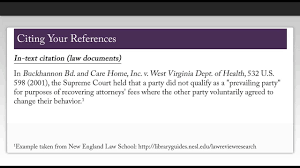 How To Cite Using Harvard Bluebook In Text Citations Footnotes