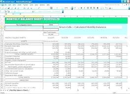 Excel Example Download Project Expenditure Template Capital Expense Report Example