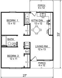 Small Picture 800 sq ft 2 bedroom cottage plans Bedrooms 2 Baths Sq Ft