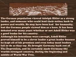 essay on adolf hitler co essay on adolf hitler