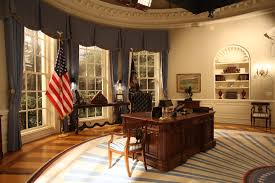 oval office picture. Oval Office Picture A