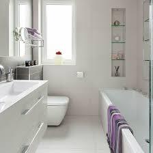 modern white bathroom. Modern White Bathroom Ideas 9