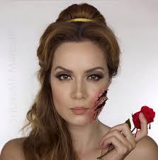 seriously twisted disney princess makeup tutorials make clic tales terrifying