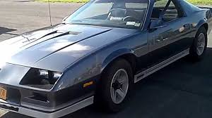 Camaro chevy camaro 5 speed manual transmission : 1984 Chevrolet Camaro Z28 5.0L H.O. V8 5-Speed Review - YouTube