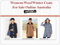 2017 womens wool winter coats for ping aust