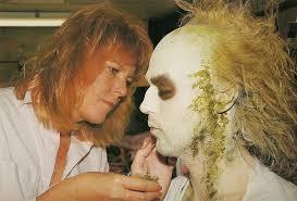 behind the scenes beetlejuice makeup edition