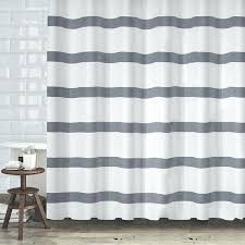 hotel quality waffle weave stripe fabric shower curtain assorted curtains best liner