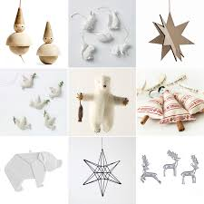 Inspirational: Christmas ornaments