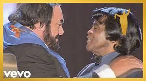 Luciano Pavarotti, <b>James Brown</b> - It's A Man's Man's Man's World ...