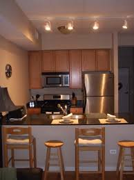 kitchen track lighting pictures. Kitchen Track Lighting Fixtures Are Available In A Variety Of Types And  Shapes. Hide Tracks With The Same Color As Ceiling For Perfect Design. Kitchen Pictures F